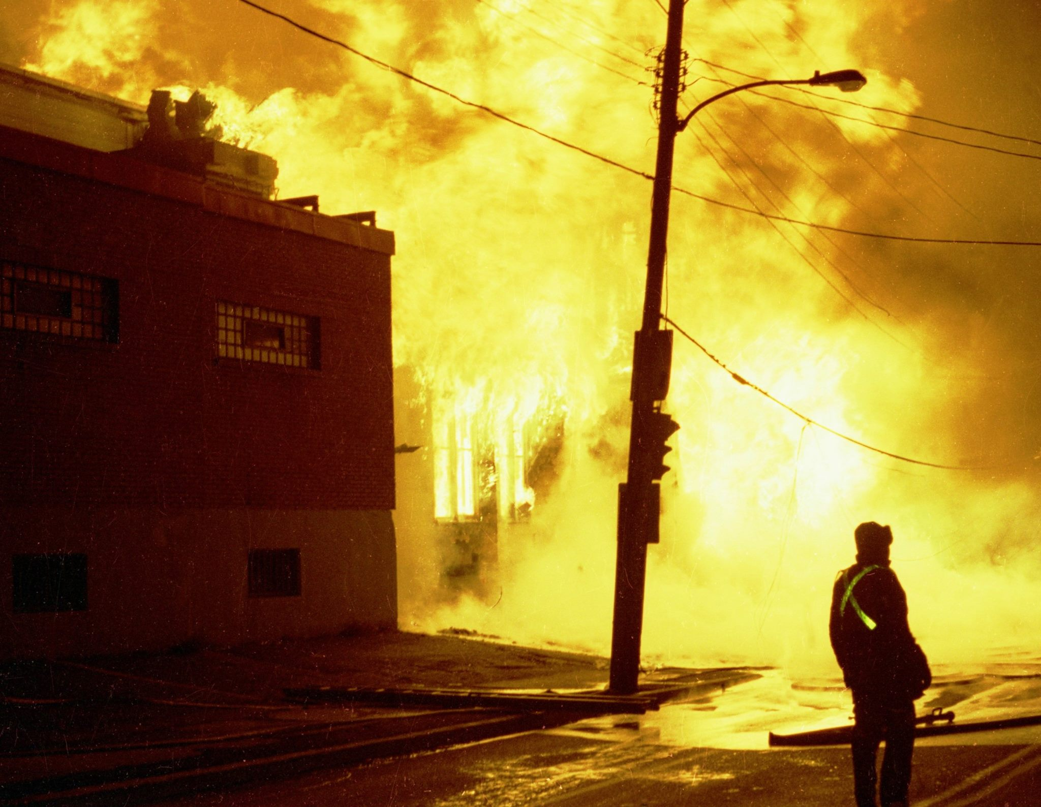 25 Year Anniversary of the Harvey Road Fire